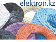 Провод монтажный 1*2 одножильный ,гибкий ,медный,разноцветный купить в Нур-Султане,Астане недорого