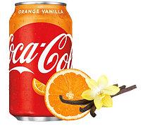 Coca-Cola Orange Vanilla Апельсин - Ванила 355ml США (12шт-упак)