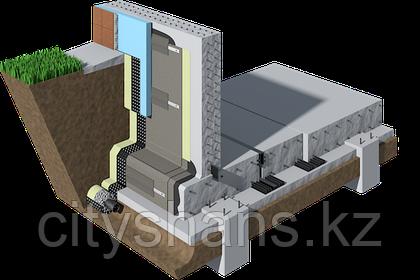 Строительные материалы для гидроизоляции фундамента.
