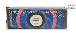 Мячи для настольного тенниса Donic 3 шт. в упаковке (цвет белый), фото 2