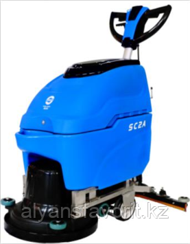 SC2A-F поломоечная машина -сетевая, фото 2