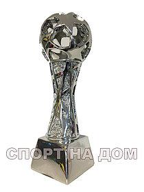 """Серебряный футбольный кубок """"Звезда"""""""