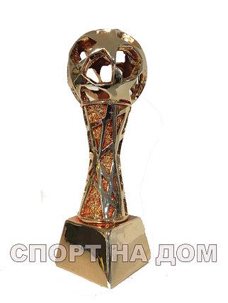 """Золотой футбольный кубок """"Звезда"""", фото 2"""
