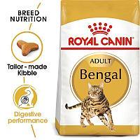 Корм специально для взрослых бенгальских кошек Royal Canin BENGAL 2KG