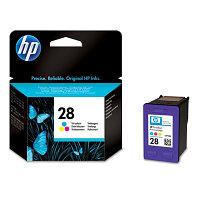 Оригинальный картридж HP 28 цветной
