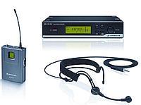 Sennheiser XSW 52 комплект для презентаций с головным микрофоном