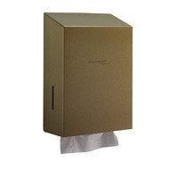 Диспенсер для листовых бумажных полотенец Kimberly Clark Professional 8940 (Бронза)