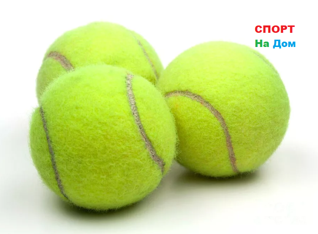 Мячи для большого тенниса 12 шт.