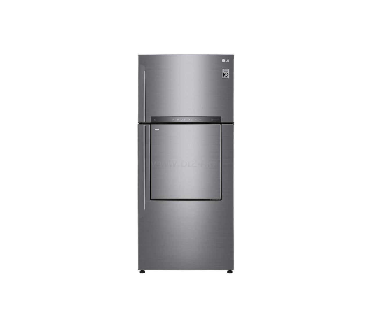 LG GN-A702HMHZ / холодильник No Frost
