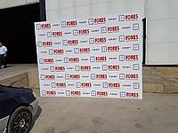 Пресс стена по индивидуальному заказу, фото 1