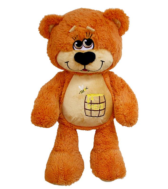 """Мягкая игрушки """"Медведь Сластена"""", 80 см."""