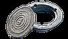 Люк плавающий тяжелый из 2-х частей, нагрузка 40т.,830/690, Высота 13см., Вес 142кг.