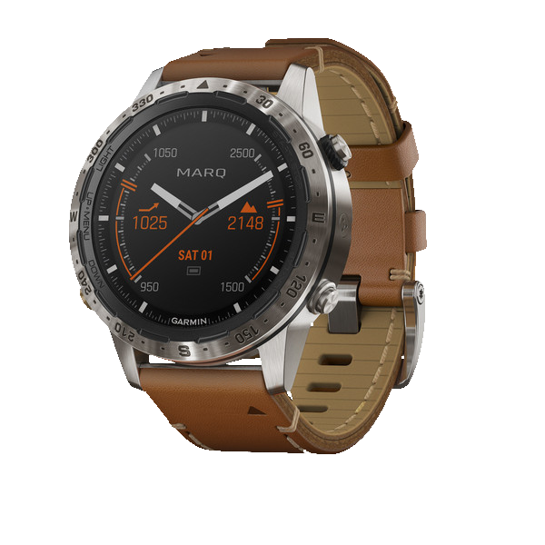 Спортивные часы Garmin MARQ Expedition Black Brown