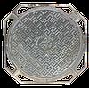 Люк канализационный, нагрузка 1,5т, 600/750, высота 6см., Вес 30кг.