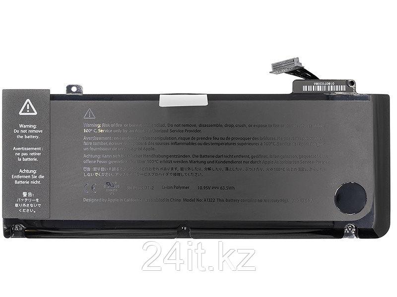 "Аккумулятор PowerPlant для ноутбуков APPLE MacBook Pro 13"" (A1322) 10.8V 5200mAh"