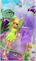 Disney Fairies,  Фея Диснея с дополнительным  платьем, фото 1