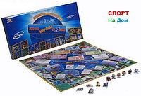 Настольная игра Монополия Мировая Экономическая игра для всей семьи для 2-6 игроков