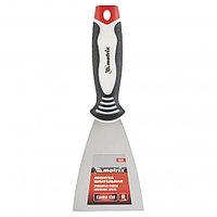 Шпательная лопатка из нержавеющей стали, 150 мм, 3-комп. ручка Matrix 85538