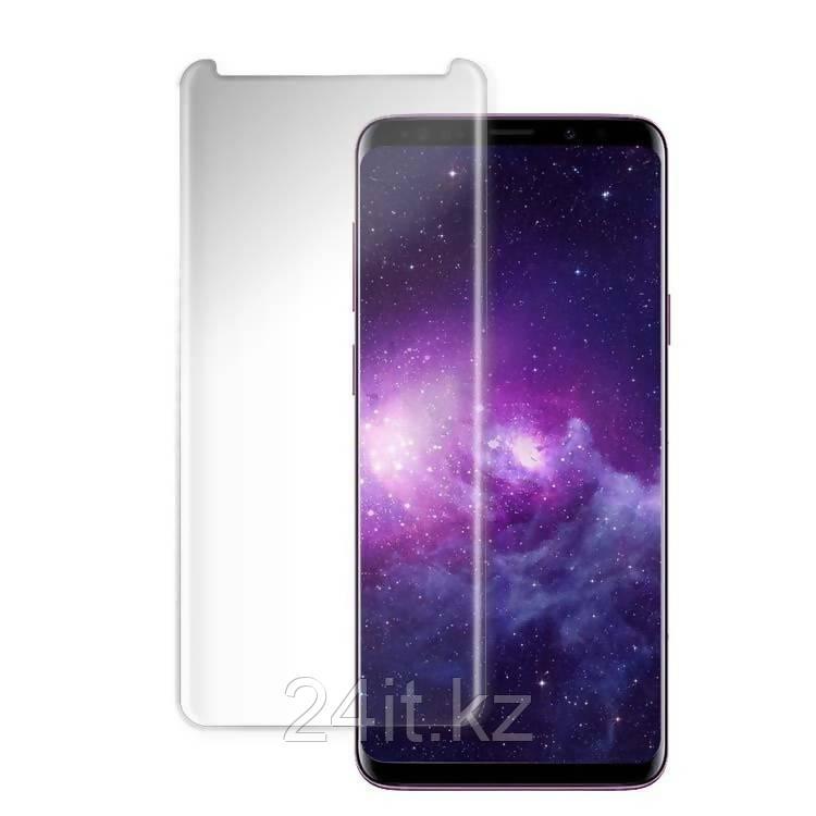 Защитное стекло PowerPlant для Samsung S8 (жидкий клей + УФ лампа)