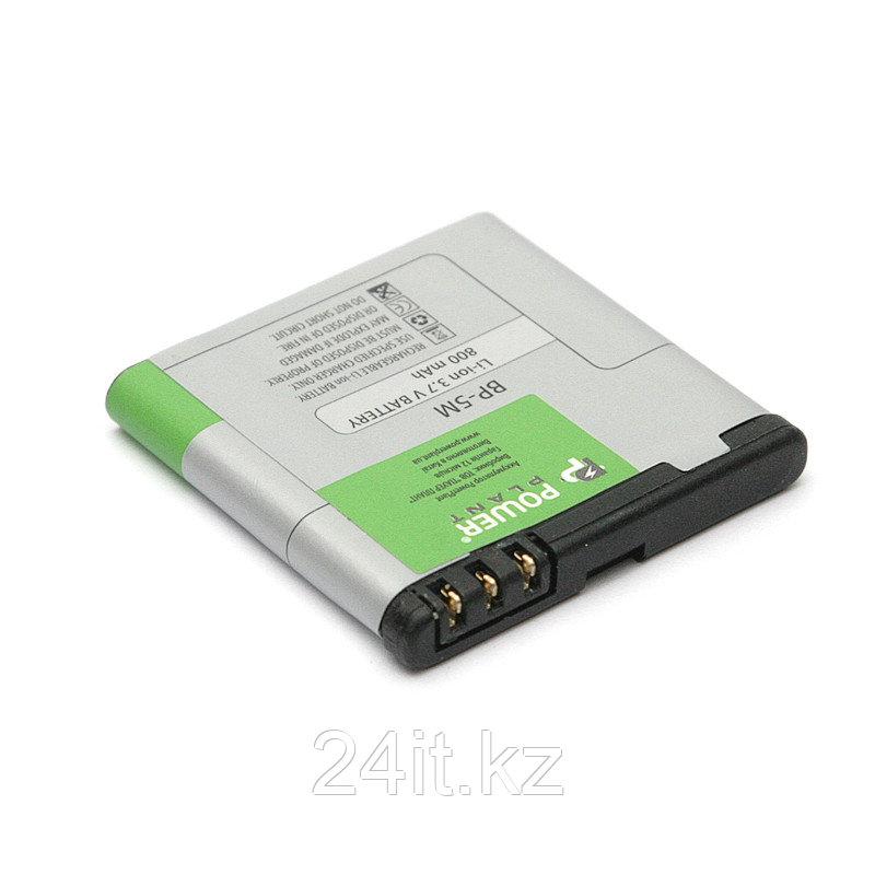 Аккумулятор PowerPlant Nokia 5700, 6110 Navigator (BP-5M) 800mAh