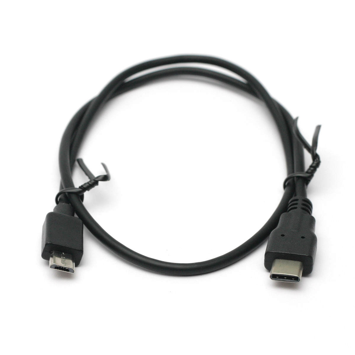 Kабель PowerPlant USB 3.0 Type C – micro USB 0.5м