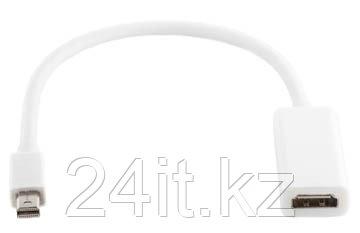 Кабель-переходник PowerPlant mini DisplayPort - HDMI, 0.15m
