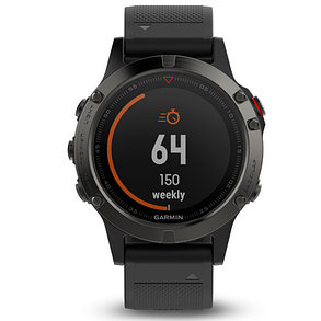 Спортивные часы Garmin Fenix 5 Sapphire, фото 2