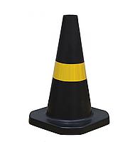 Конус дорожный со светоотражающей лентой 45см и 70 см, фото 1