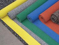 Рулонное резиновое покрытие толщиной 8 мм