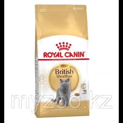 Корм для котов британской породы Royal Canin BRITISH SHORTHAIR 2kg