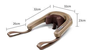 Массажер для шеи роликовый Neck-6D, фото 2