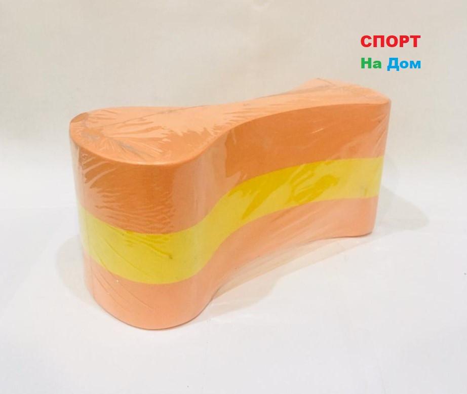 Колобашка для плавания (цвет оранжевый)