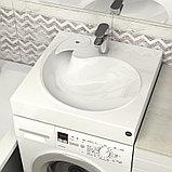 Раковина на стиральную машину Лилия XL, фото 2