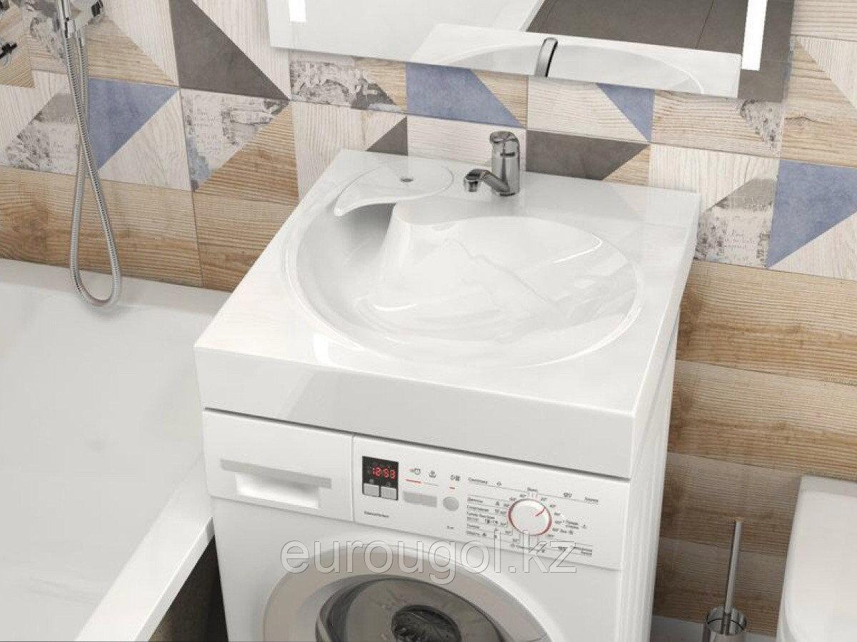 Раковина на стиральную машину Лилия XL