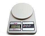Электронные кухонные весы Electronic SF-400, фото 2