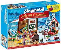 Адвент календарь Playmobil «Санта за работой» Advent Calendar  9264, фото 1