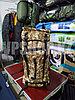 Туристический армейский горный рюкзак 80 л., фото 2