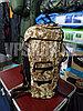 Туристический армейский горный рюкзак 80 л., фото 5