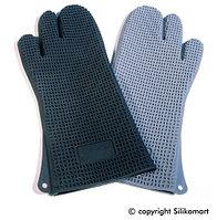 Рукавица Silikomart силикон, черная, ACC082/CN 70.500.20.0001