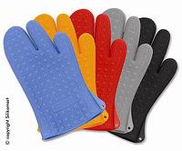 Рукавица Silikomart силикон, оранжевая, ACC073/AR, 70.400.72.0001