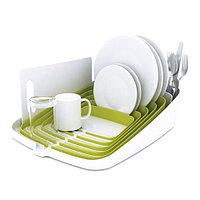 Сушилка для посуды Joseph Joseph Arena™, белая/зеленая (85002)