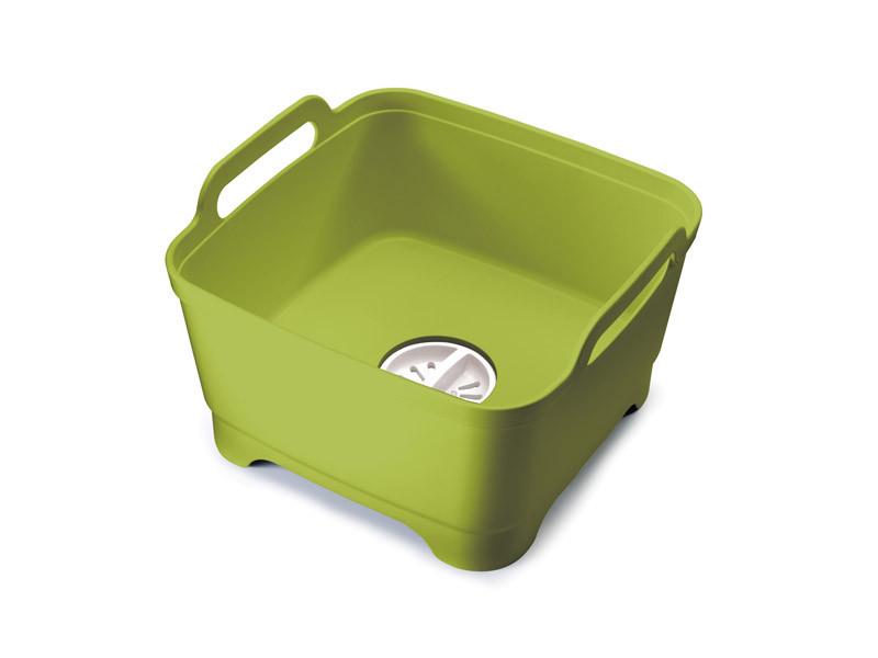 Контейнер для раковины Joseph Joseph Wash&Drain™, зеленый (85059)