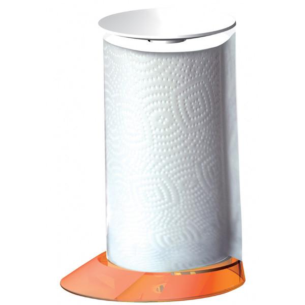 Держатель для бумажных полотенец, оранжевый GLAMOUR Casa Bugatti GLOU-02162