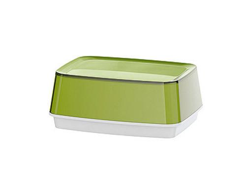 Масленка EMSA 13.5x10.5x5.5 см зеленая VENICE 512932