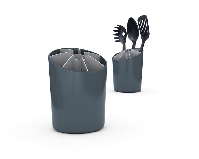 Подставка для кухонных принадлежностей Joseph Joseph Segment™, серая (85032)