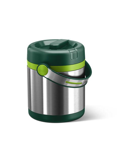 Термос EMSA 1,2 л для еды, зеленый MOBILITY 512966