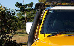 Toyota Fj Cruiser шноркель - RIDEPRO 4X4X TJM Style