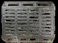 Люк тяжелый водоприёмный с запорным устройством, 820/700, нагрузка 40т., Высота 13см., Вес 74кг., фото 1