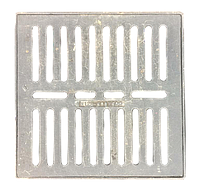 Люк водоприемный легкий (Л) на шарнире, нагрузка 25т., 500/500, Вес 27кг., фото 1