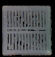 Люк водоприемный средний (С) на шарнире, нагрузка 25т., 600/600, Вес 37кг., фото 1